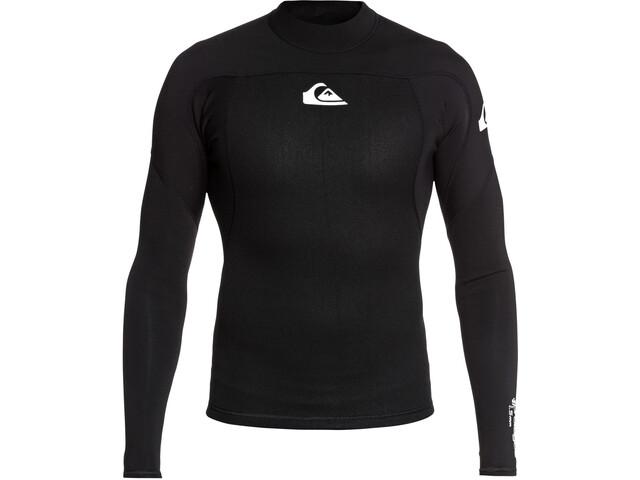 Quiksilver 1.5 Prologue LS Shirt Flat Lock Men black